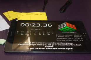 Mandarino Speed Cube Contest-2015!